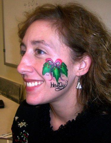 Hawaiidermatology Face Painting Paint Cheek Art Shark
